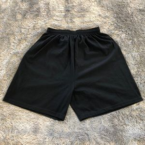 Champion Shorts - Champion Cotton Shorts - Black
